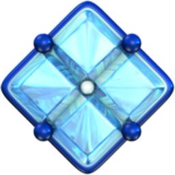 Diamant Avec Un Point