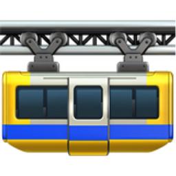 Train Suspendu